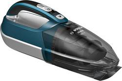 Akumulátorový vysavač na doma i do auta, Bosch Haushalt BHN09070, modrá (metalíza), stříbrná