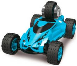 RC model auta monster truck Amewi Stunt Car 5 Wheels 22228