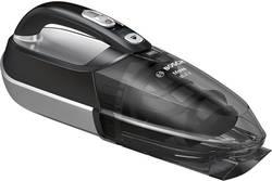Akumulátorový vysavač Bosch Haushalt BHN14090, černá, stříbrná