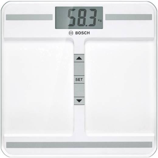 Bosch Haushalt PPW4212 Digitale Personenwaage Wägebereich (max.)=180 kg Weiß