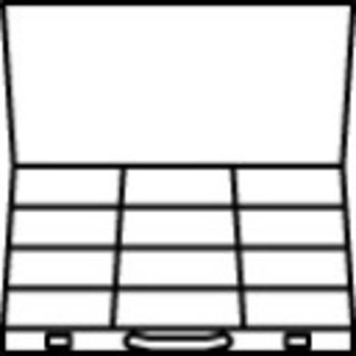 Spannstift-Sortiment Federstahl TOOLCRAFT 149916 710 Teile