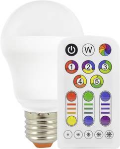 Dimmbare, mehrfarbige LED als Äquivalent für 40W-Glühbirne