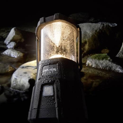 LED Camping-Laterne Polarlite Elite Pro 1000 lm batteriebetrieben 680 g Grau, Schwarz