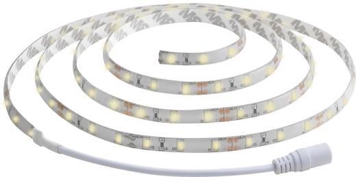 polarlite led streifen mit bewegungsmelder mit stecker 12 v 150 cm warm wei kaufen. Black Bedroom Furniture Sets. Home Design Ideas