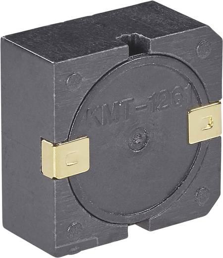 SMD-Piezo-Alarmgeber KMT-1261 Geräusch-Entwicklung: 10 cm: 93 dB 3 - 20 V Inhalt: 1 St.