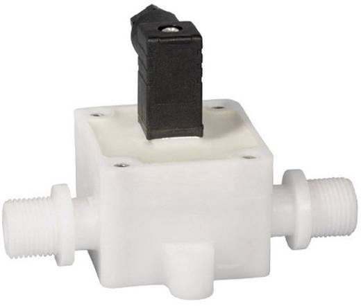 B.I.O-TECH e.K. Durchfluss-Sensor 1 St. POM Betriebsspannung (Bereich): 5 - 24 V/DC Messbereich: 0.5 - 16.5 l/min (L x B
