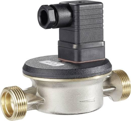 Durchfluss-Sensor 1 St. Messing B.I.O-TECH e.K. Betriebsspannung (Bereich): 4.5 - 24 V/DC Messbereich: 50 - 0.5 l/min (L x B x H) 110 x 70 x 85 mm
