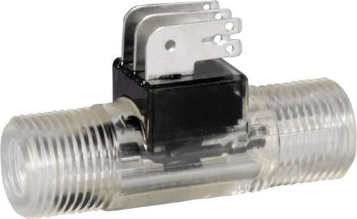 Durchflussmessturbine 1 St. Vision 2000 B.I.O-TECH e.K. Betriebsspannung (Bereich): 4.5 - 24 V/DC Messbereich: 0.5 - 25