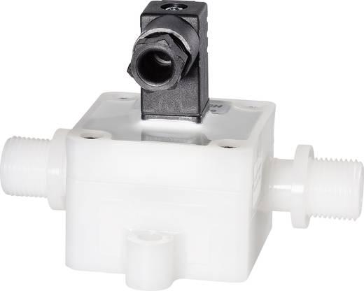 Durchfluss-Sensor 1 St. DFM PVDF-Chemie G3/8 B.I.O-TECH e.K. Betriebsspannung (Bereich): 4.5 - 24 V/DC Messbereich: 0.5