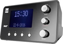 DAB+ radiobudík Dual CR 25.1, DAB+, FM, černá