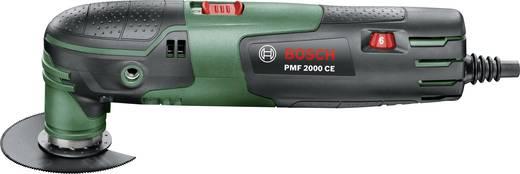 Multifunktionswerkzeug inkl. Zubehör 10teilig 220 W Bosch Home and Garden PMF 2000 CE 0603102003
