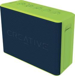 Bluetooth® reproduktor Creative Muvo 2c hlasitý odposlech (mikrofon pro telefonování), SD paměť. karta, odolná vůči stříkající vodě, zelená