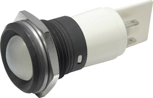 CML LED-Signalleuchte Gelb 24 V/DC, 24 V/AC 195A1352MUC