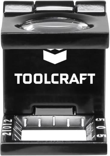 Fadenzähler Linsengröße: (Ø) 14 mm TOOLCRAFT 1505088