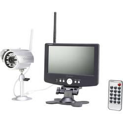 Image of Renkforce 37370A1 Funk-Überwachungskamera-Set 4-Kanal mit 1 Kamera 1280 x 720 Pixel 2.4 GHz