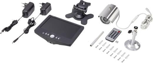 funk berwachungs set 4 kanal mit 1 kamera 1280 x 720 pixel 2 4 ghz renkforce 37370a1 kaufen. Black Bedroom Furniture Sets. Home Design Ideas