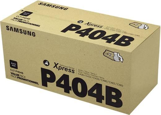 Samsung Toner 2er-Pack CLT-P404B SU364A Original Schwarz 3000 Seiten