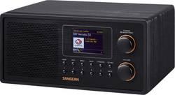 Internetové stolní rádio WFR-30, AUX, DAB+, DLNA, internetové rádio, FM, černá