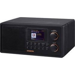 N/A WFR-30, AUX, DLNA, internetové rádio, čierna