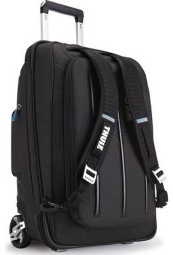 Thule Reisekoffer Crossover Carry-On 38 l (B x H x T) 385 x 560 x 210 mm Schwarz 3201502