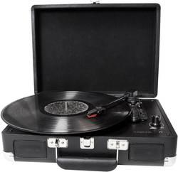 USB gramofon LogiLink UA0270, černá
