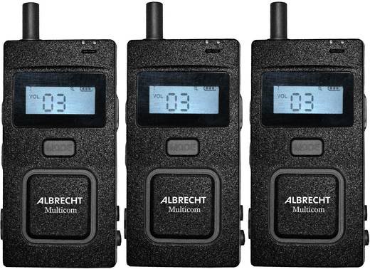 Tour Guide System Albrecht Multicom 29961 3er Set