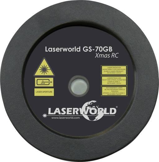 Garten-Laser Laserworld GS-70GB Xmas RC