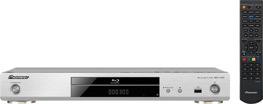 Pioneer BDP-X300-S 3D-Blu-ray-Player 4K Upscaling, WLAN, High-Resolution Audio Silber