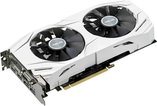 Asus Grafikkarte Nvidia GeForce GTX1070 Overclocked 8 GB GDDR5-RAM PCIe x16 HDMI™, DVI, DisplayPort