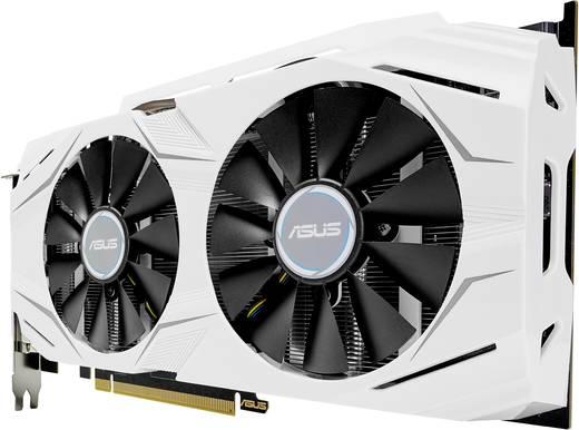 Asus Grafikkarte Nvidia GeForce GTX1060 Overclocked 6 GB GDDR5-RAM PCIe x16 HDMI™, DVI, DisplayPort