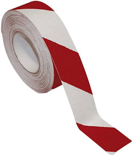 B-SAFETY AR206050-RW Universal Antirutschbelag Rot, Weiß (L x B) 18.3 m x 50 mm