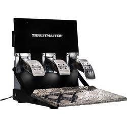 Destička na brzdový pedál Thrustmaster T3PA Pro Add-On PC, Xbox One, PlayStation 4, PlayStation 3 černá