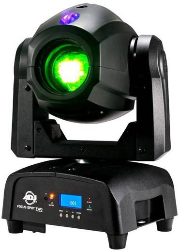 led moving head adj focus spot two anzahl leds 1 x 75 w kaufen. Black Bedroom Furniture Sets. Home Design Ideas