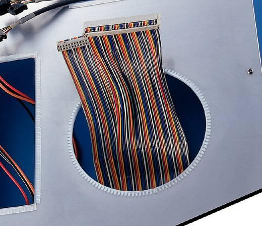 HellermannTyton G51PG PE NA 25 Kantenschutz Polyethylen Natur (A x B x C x D) 13.2 x 10.1 x 6.8 x 4.8 25 m