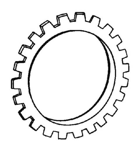 Kantenschutz PTFE Natur (A x B x C x D) 5.7 x 3.5 x 4.3 x 2.7 HellermannTyton G51TC PTFE NA 3 3 m
