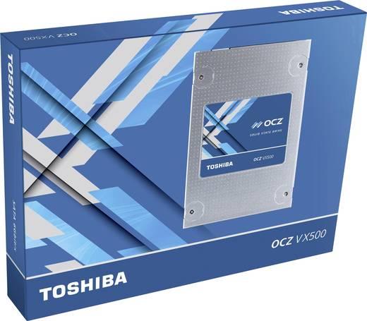 OCZ VX500 Interne SSD 6.35 cm (2.5 Zoll) 512 GB Retail VX500-25SAT3-512G SATA III