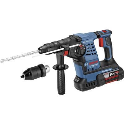 Bosch Professional GBH 36 VF-LI Plus SDS-Plus-Akku-Bohrhammer 36 V 4 Ah Li-Ion inkl. 2. Ak Preisvergleich