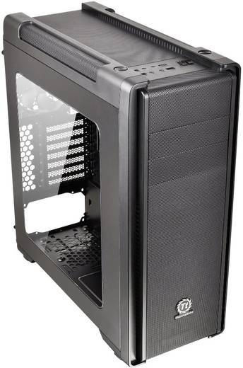 midi tower pc geh use thermaltake versa c21 rgb schwarz. Black Bedroom Furniture Sets. Home Design Ideas