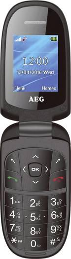 AEG M1500 Klapp-Handy Schwarz