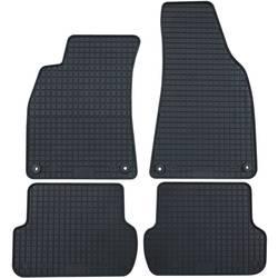 Autorohožka do auta Petex Passform Gummimatte 61110, Směs styrol-butadienkaučuku a přírodního kaučuku , čierna