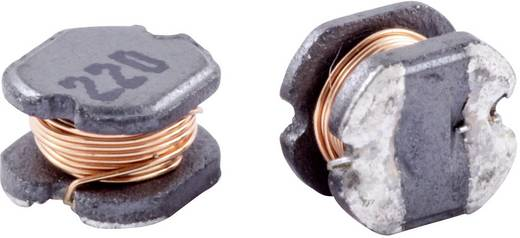 NIC Components NPI43C121MTRF Induktivität ungeschirmt SMD NPI43C 120 µH 0.2 A 2000 St.