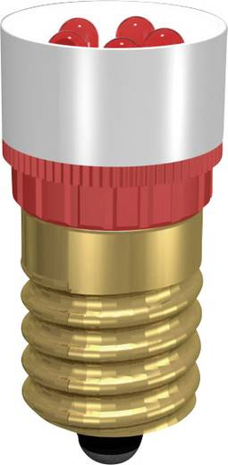 LED-Lampe E14 Weiß 230 V/DC, 230 V/AC Signal Construct MCPE145368