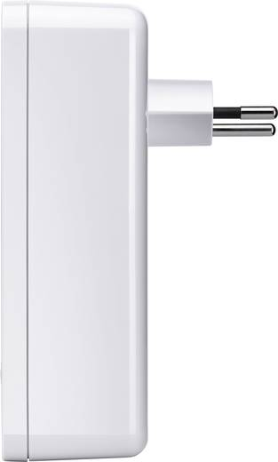 Devolo dLAN 550+ WiFi Powerline WLAN Einzel Adapter 500 MBit/s