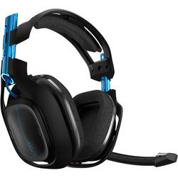 Image of Astro A50 Gaming Headset schnurlos Over Ear Schwarz/Blau