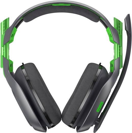 Astro A50 Gaming Headset schnurlos Over Ear Schwarz-Grün