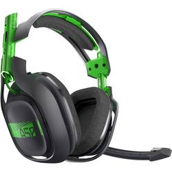 Image of Astro A50 Gaming Headset schnurlos Over Ear Schwarz-Grün