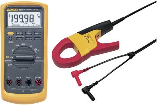 Fluke 87V+ Fluke i400 Hand-Multimeter digital Kalibriert nach: Werksstandard (ohne Zertifikat) CAT III 1000 V, CAT IV 6