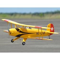 Propellerflugzeug Black Horse Bücker Jungmann  ARF 1850 auf rc-flugzeug-kaufen.de ansehen