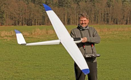 Segelflugmodelle
