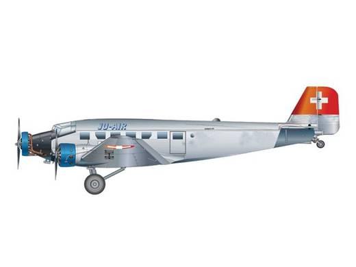 VQ Junkers JU-52 Swiss RC Motorflugmodell ARF 1630 mm
